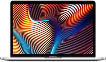 Apple MacBook Pro (13-Inch, 8GB RAM, 256GB Storage) - Silver (Previous Model)