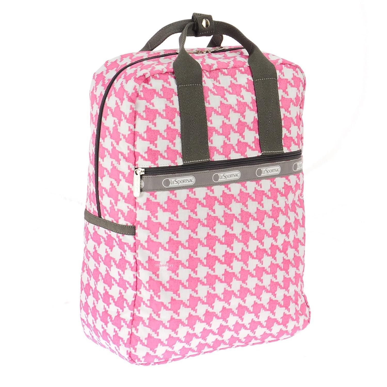 [レスポートサック] LeSportsac リュック (Urban Backpack)【並行輸入品】 B01DTYPBKM D597 (CHIC PINK) D597 (CHIC PINK)