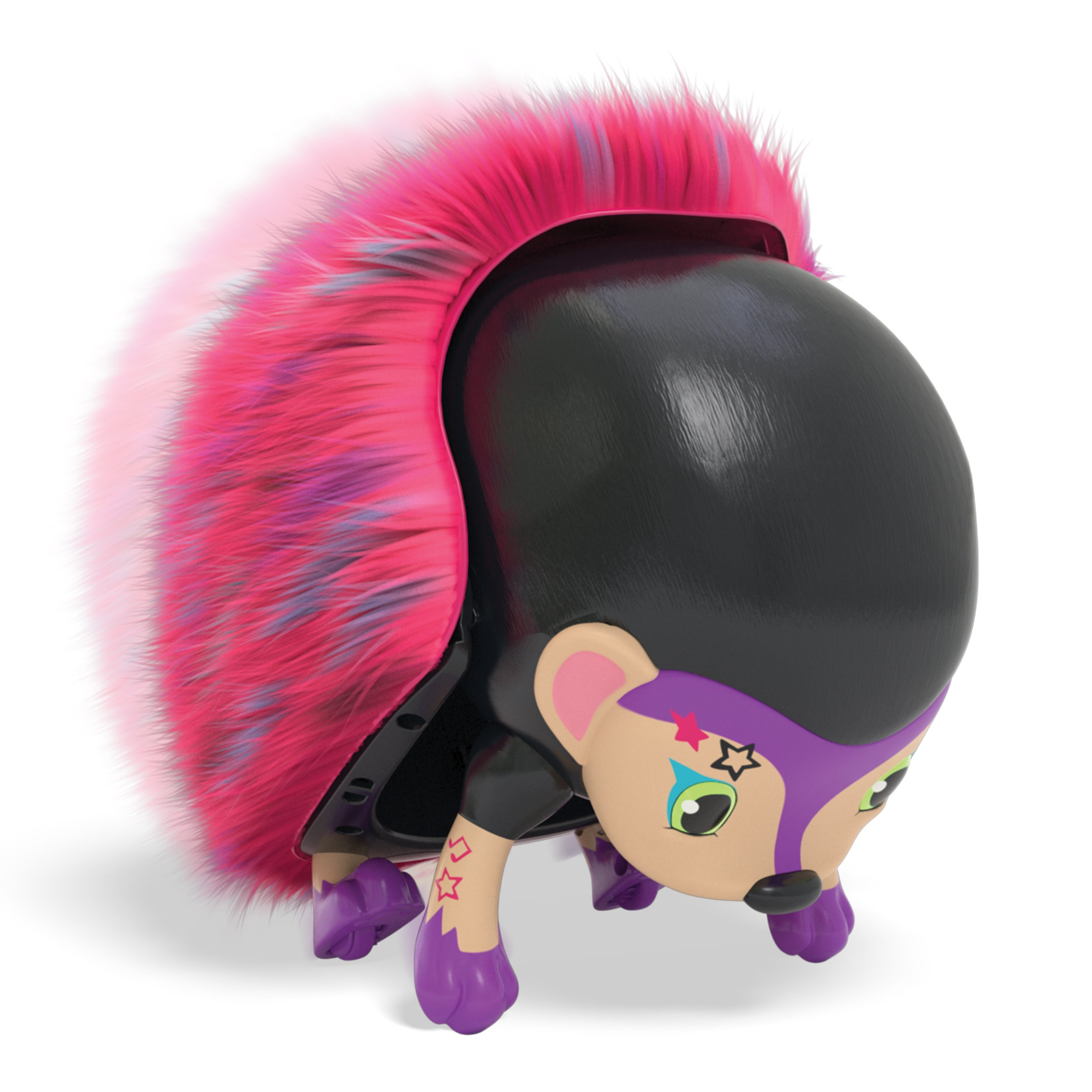Zoomer Hedgiez,Tumbles, Interactive Hedgehog with Lights, Sounds and Sensors, by Spin Master by Zoomer (Image #3)
