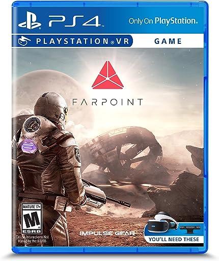 Amazon Com Farpoint Playstation Vr Playstation 4 Video Games