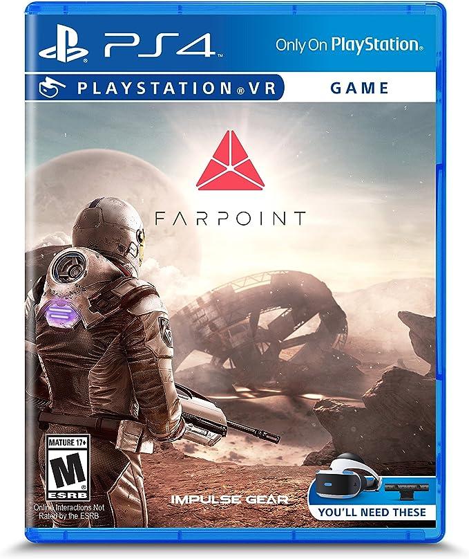 Sony Farpoint Básico PlayStation 4 vídeo - Juego (PlayStation 4 ...