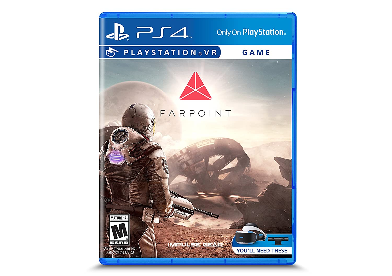 Farpoint - PlayStation VR