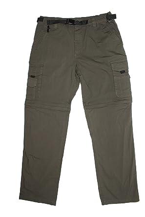 Bc Clothing Mens Convertible Cargo Hiking Pants Shorts At Amazon