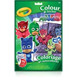 Crayola Giant Coloring Pages Pj Masks Drawing Sketch Pads