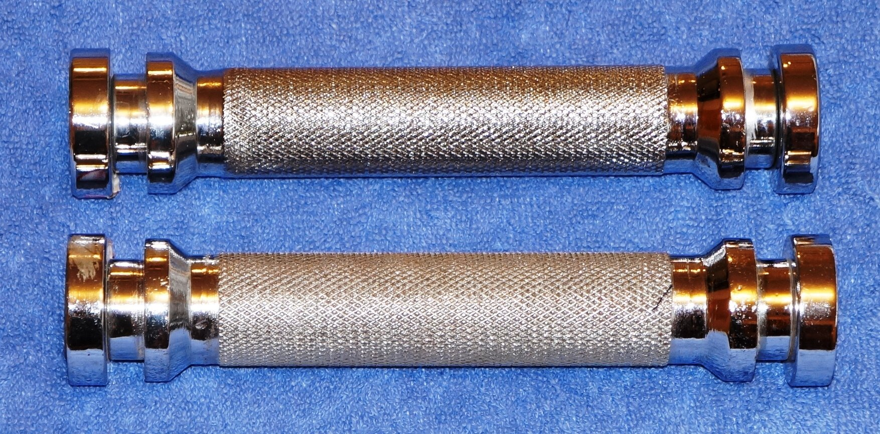 TDS Special Dumbell Handle # 1 (Sold As Pair)