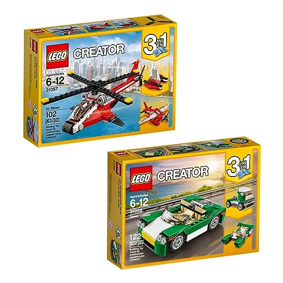 LEGO Creator Bundle 2 66575 Building Kit (224 Piece)