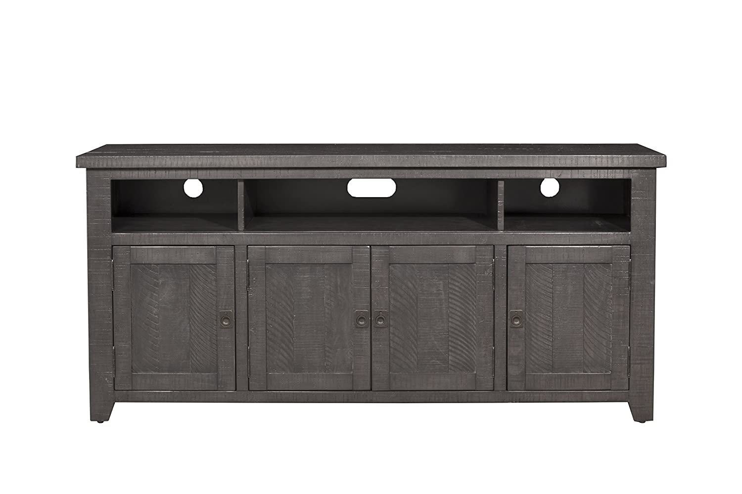 "Martin Svensson Home 90921 West Mill 65"" TV Stand, Grey"