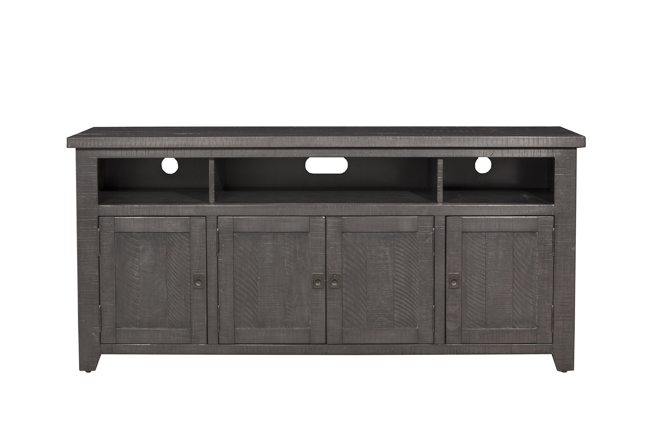 Martin Svensson Home 90921 West Mill 65'' TV Stand, Grey