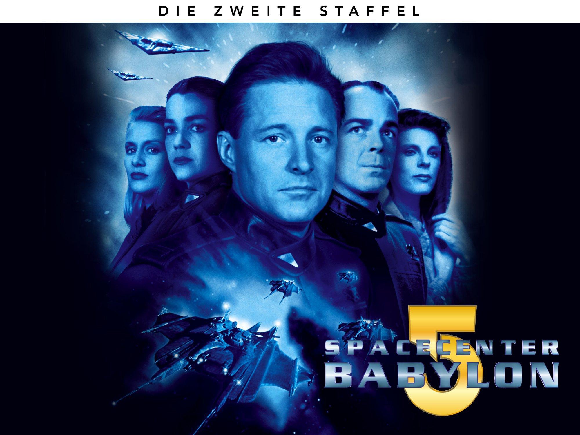Amazonde Babylon 5 Staffel 2 Ansehen Prime Video