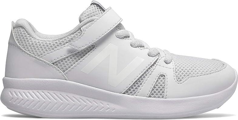 New Balance YT570WW - Zapatillas de Running de competición de Sintético Unisex niños, Color Blanco, Talla 36 EU: Amazon.es: Zapatos y complementos