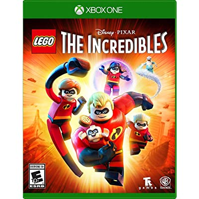 LEGO Disney Pixar\'s The Incredibles - Xbox One: Whv Games: Video Games [5Bkhe1406445]