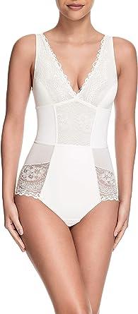 slimming lace bodysuit