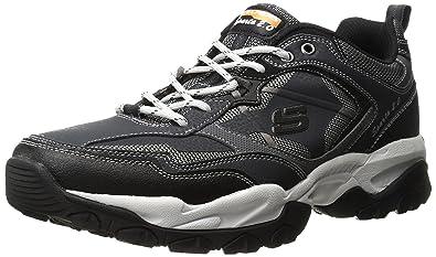 Skechers Sport Men's Sparta 2.0 Training Sneaker,Navy/Black,6.5 ...