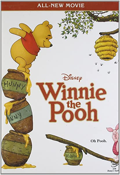 Winnie the Pooh Children's at amazon