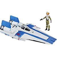 Star Wars Force Resistance A-Wing Fighter