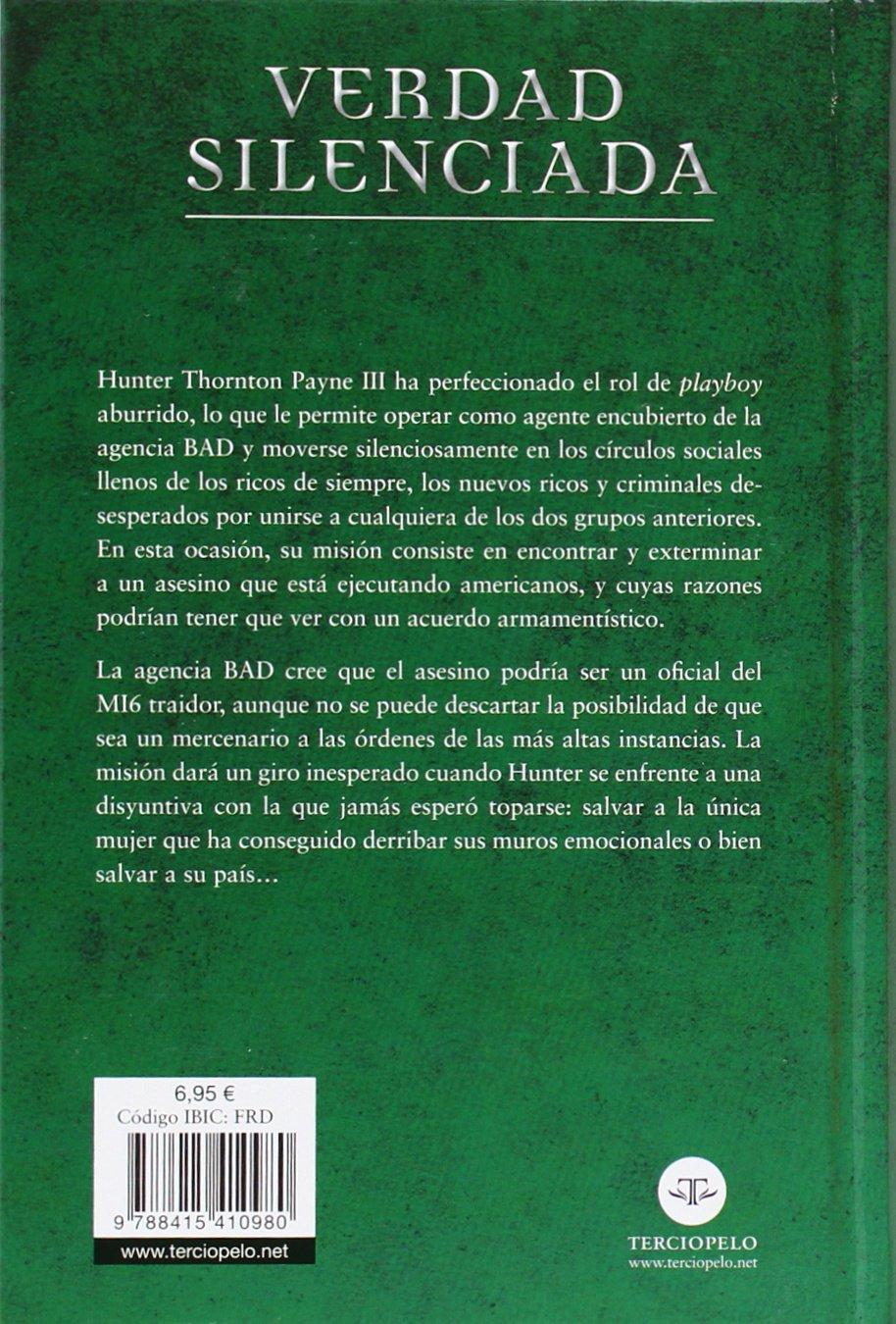 Verdad silenciada (Terciopelo Bolsillo) (Spanish Edition ...