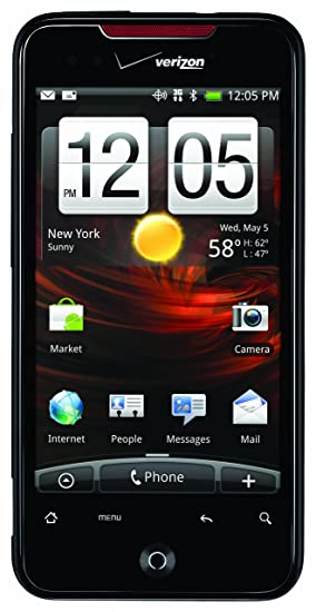 amazon com htc droid incredible black verizon wireless cell rh amazon com The Incredibles White HTC Incredible 1