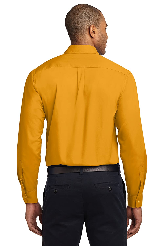Amazon Port Authority Easy Care Men Dress Shirts Long Sleeve