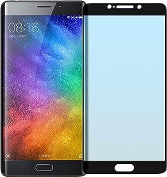 NEVEQ Cristal Templado Protector de Pantalla para Xiaomi Mi Note 2 ...