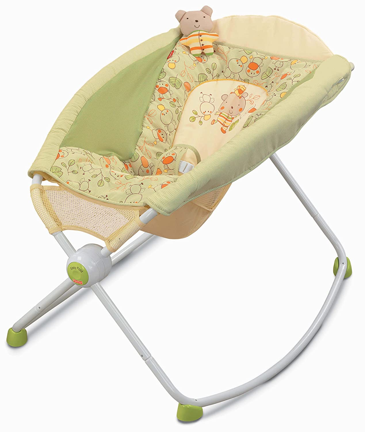 rock baby fisher play price itm comfort bed res safety n and new sleeper auto