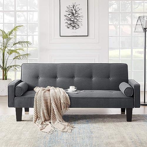 LinkRomat Linen Fabric Sleeper