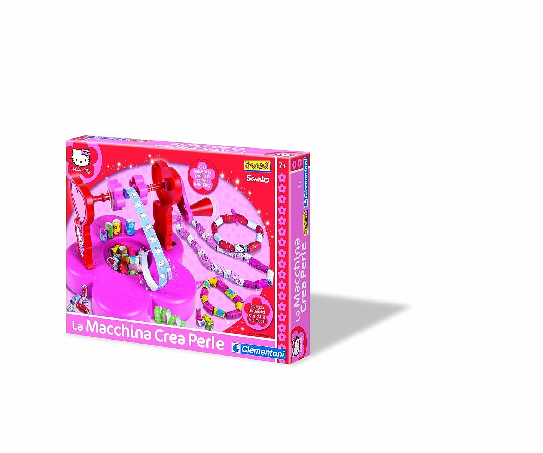 Clementoni 15811 Hello Kitty - Máquina Crea perlas: Amazon.es ...