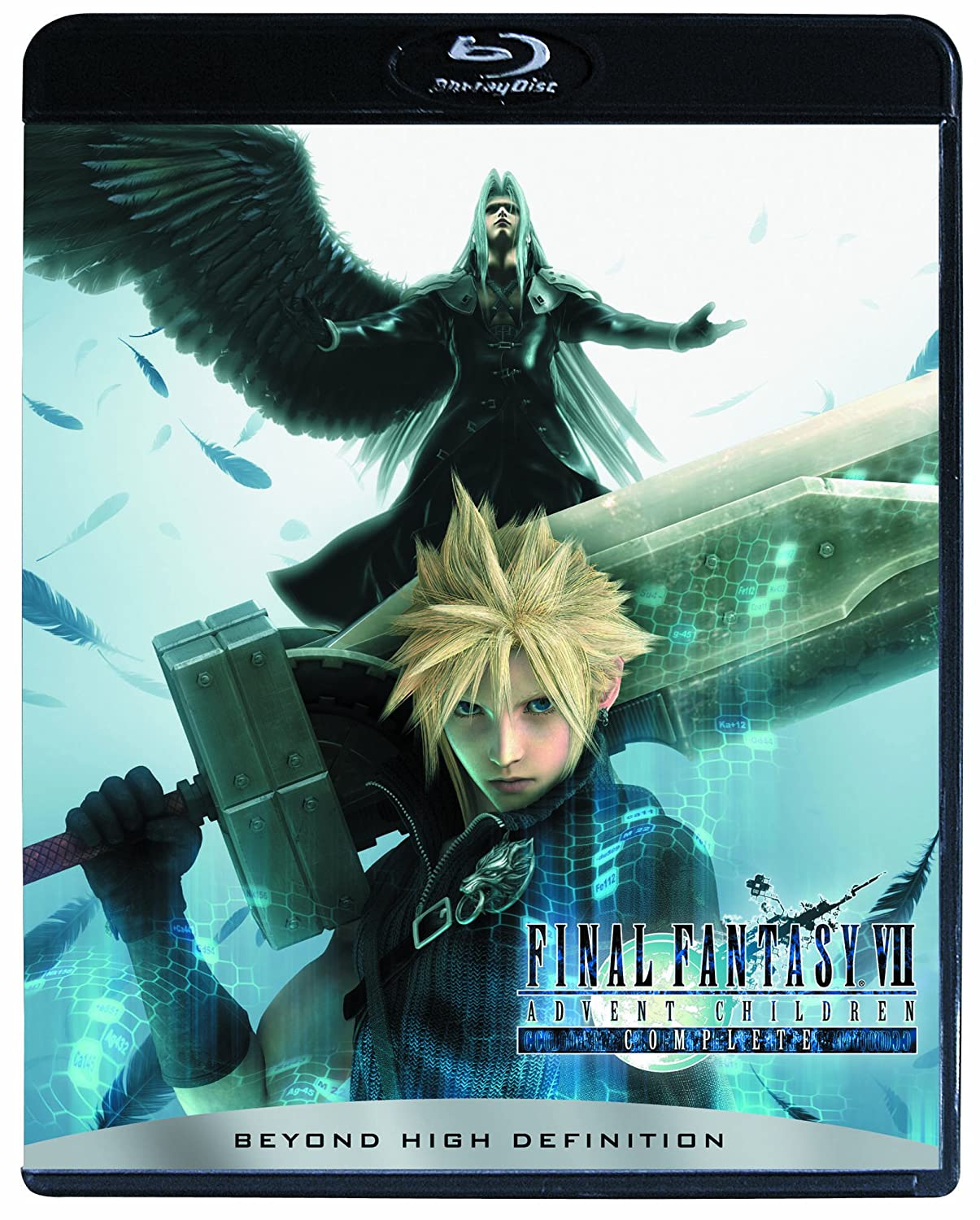 Final Fantasy VII Advent Children Complete