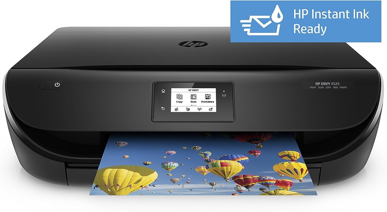HP ENVY 4525 - Impresora multifunción (inyección de tinta térmica ...