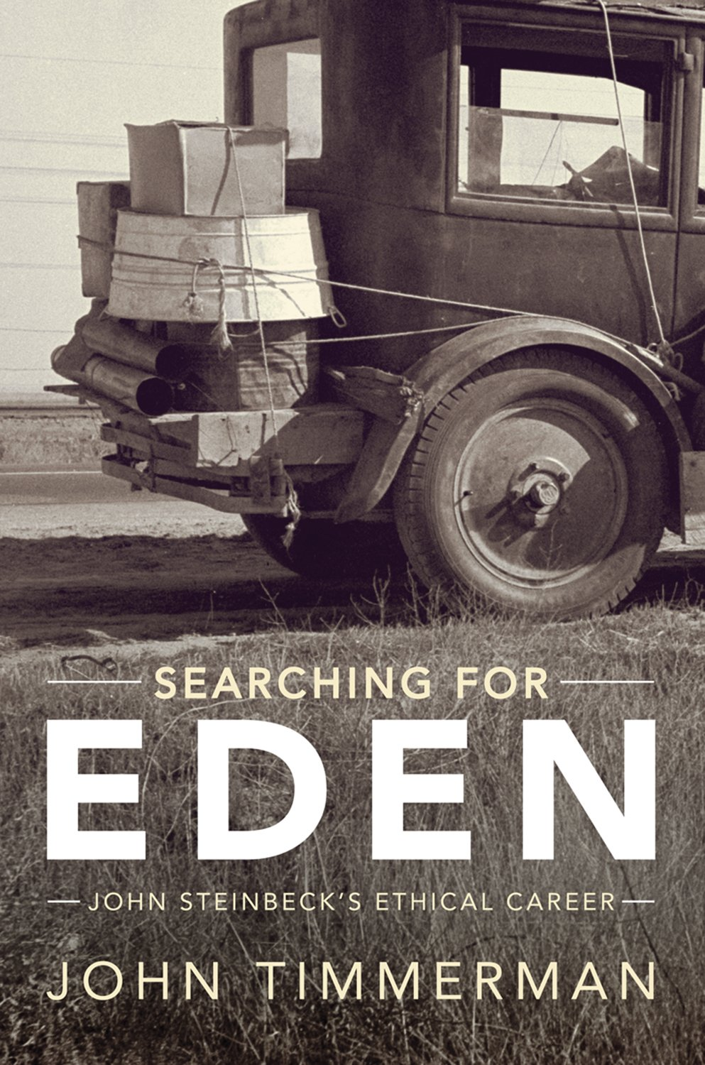 Download Searching for Eden: John Steinbeck's Ethical Career ebook