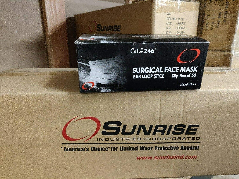 sunrise surgical mask