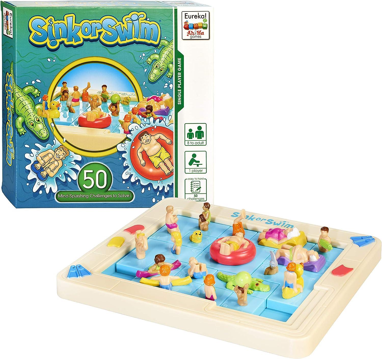 Eureka 473542 - Juego para fregadero o nadar, multicolor , color/modelo surtido: Amazon.es: Juguetes y juegos