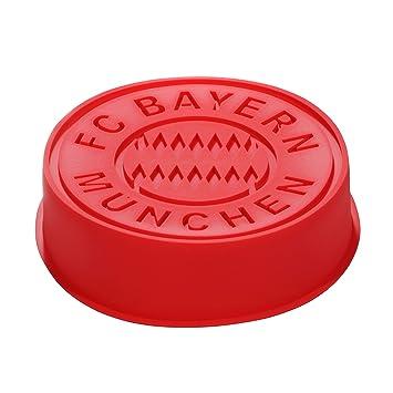 Fc Bayern Munchen Backform Silikon 20cm Silicone Mould Amazon De