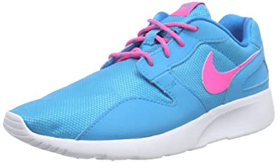 sports shoes f7a11 cd633 Nike Girls  Kaishi (GS) Running Shoe Turquoise Size  3 UK