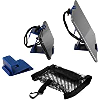 The SkyClip+ Phone & Tablet Holder for Air Travel, Home and Office Use - Inflight Phone Mount & Stand Compatible with…
