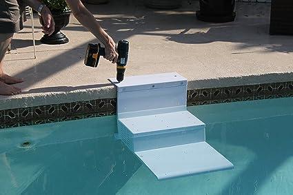 Amazon.com: Paws Aboard PoolPup Steps: Pet Supplies