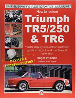 Original Triumph Tr: The Restorer's Guide to Tr2, Tr3, Tr3a