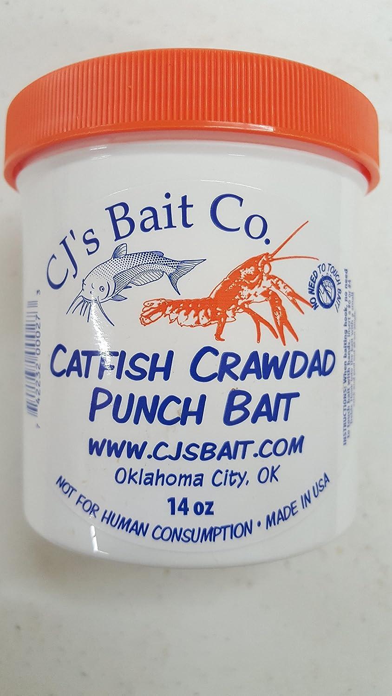 CJs Crawdad Punch Bait 14oz