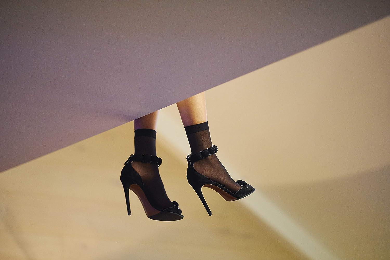 23b4aaae94b61 Razzamatazz Women's Pantyhose 15 Denier Luxe Anklet, Black, One Size Fits  All: Amazon.com.au: Fashion