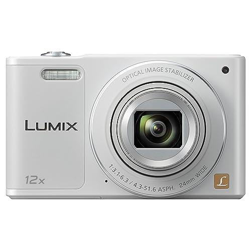 Panasonic DMC-SZ10EF-W Appareils Photo Numériques 16.6 Mpix Zoom Optique 12 x Blanc
