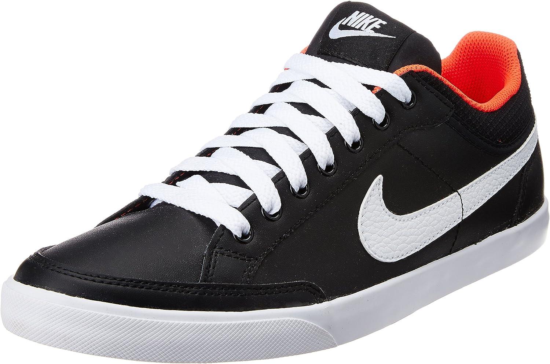 carro Nabo Examinar detenidamente  Nike Capri III Low Lthr 579622-096 Mens Shoes Size: 6.5 US Black:  Amazon.ca: Shoes & Handbags