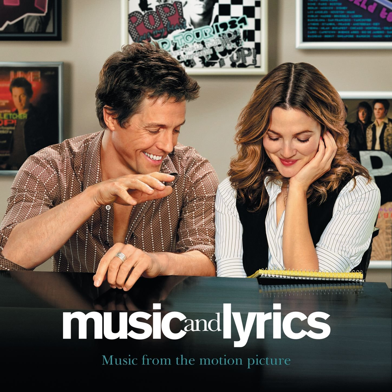CD : Soundtrack - Music & Lyrics (CD)