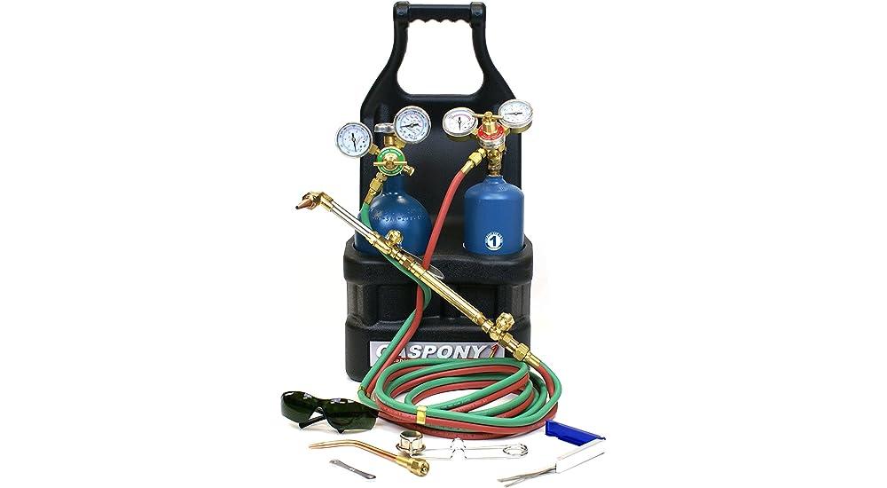 Oxy-Acetylene Torch