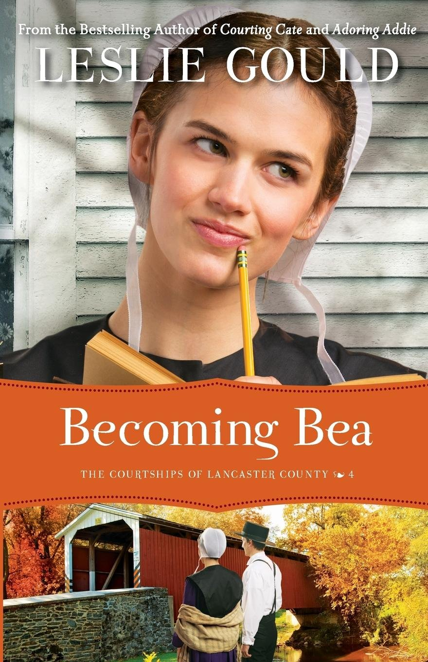 Becoming Bea (The Courtships of Lancaster County) (Volume 4): Leslie Gould:  9780764210341: Amazon.com: Books
