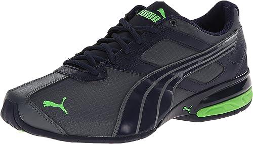 puma sneakers green
