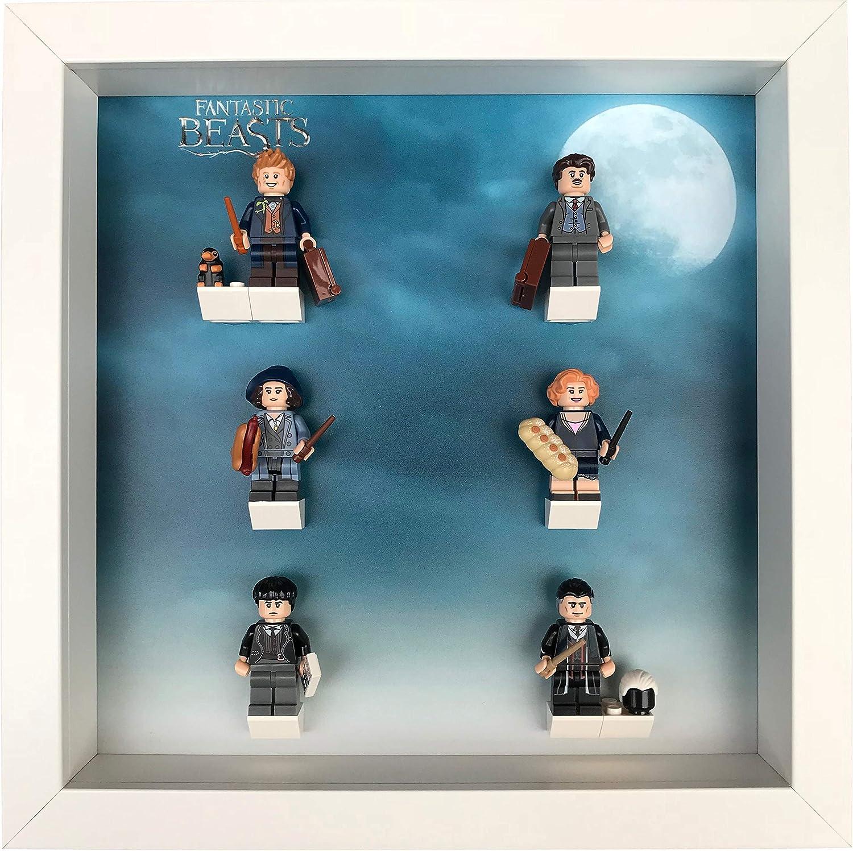 Rahmen Punk Weiß Display Rahmen für Lego Harry Potter und ...