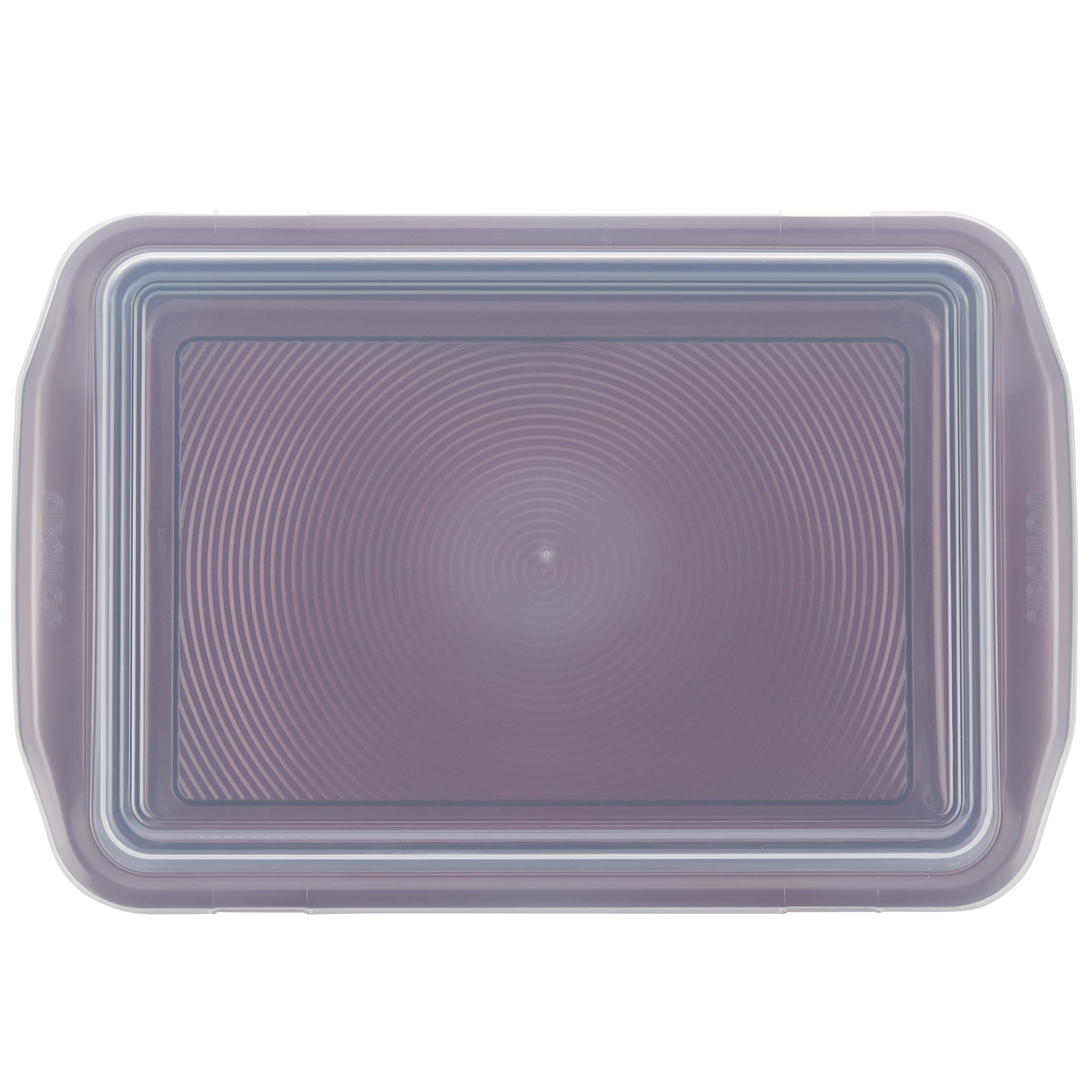 Circulon 47740 10-Piece Steel Bakeware Set, Merlot by Circulon (Image #3)