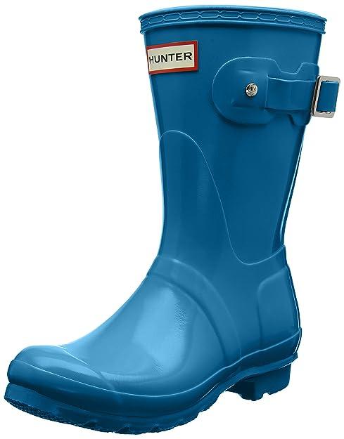 Boots Stivali di Hunter Low Gomma Wellington Donna it Amazon P1WvwnA