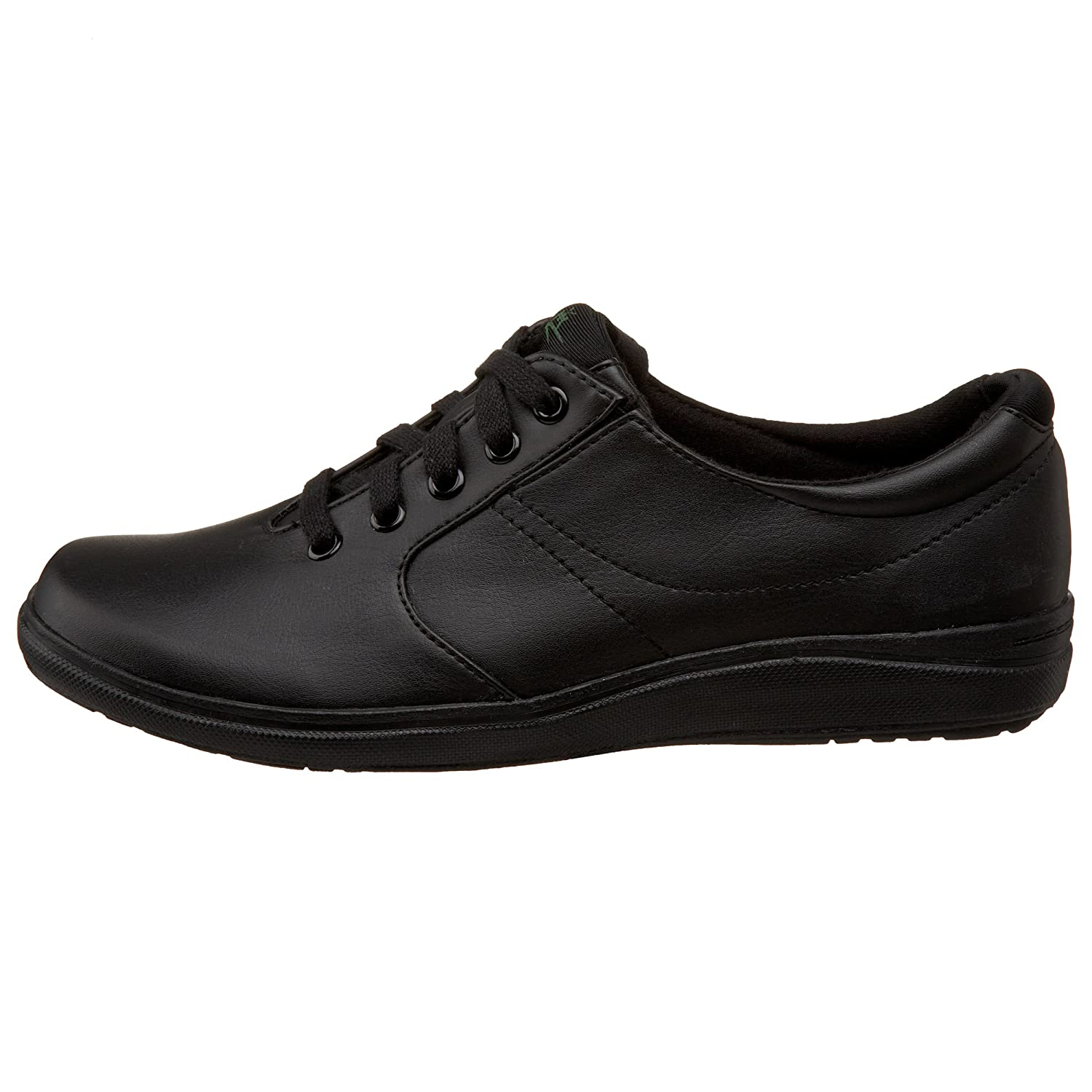Grasshoppers Women's B000K9CES2 Stretch Plus Lace-Up Sneaker B000K9CES2 Women's 10 XW US|Black 5662ef