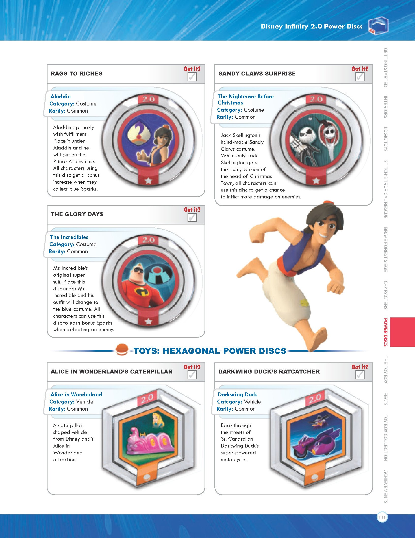 disney infinity originals prima official game guide michael knight rh amazon com Disney Infinity Green Capsules Disney Infinity Toys