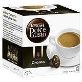 Nescafé Dolce Gusto Kaffeekapseln, Dallmayr Crema d'Oro, 3er Pack (48 Kapseln) 360g